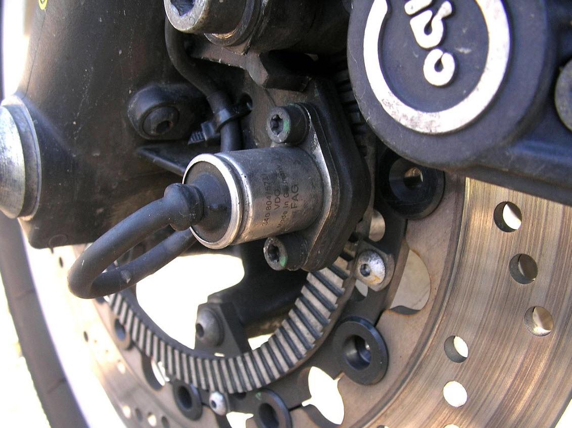 La réparation ABS