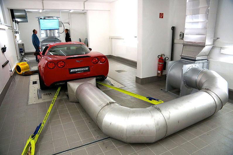 Le banc puissance pour estimer les performances mécaniques auto