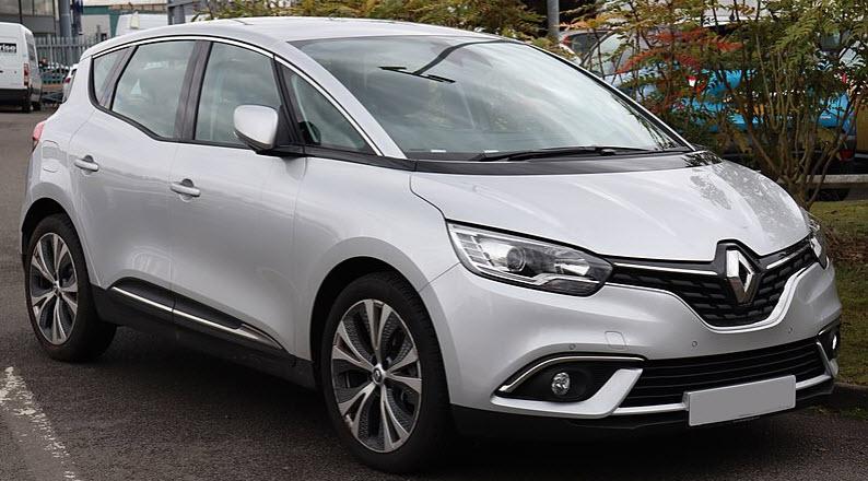 Nouvelle voiture : pour quel modèle Nouveau Renault Scénic je peux opter ?