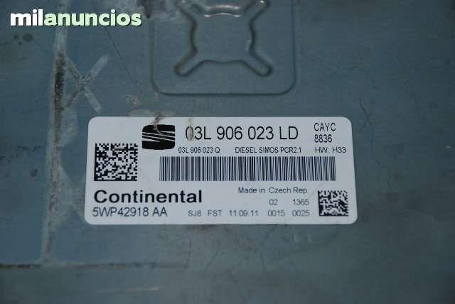reparation calculateur continental siemens pcr2.1 1.6 tdi