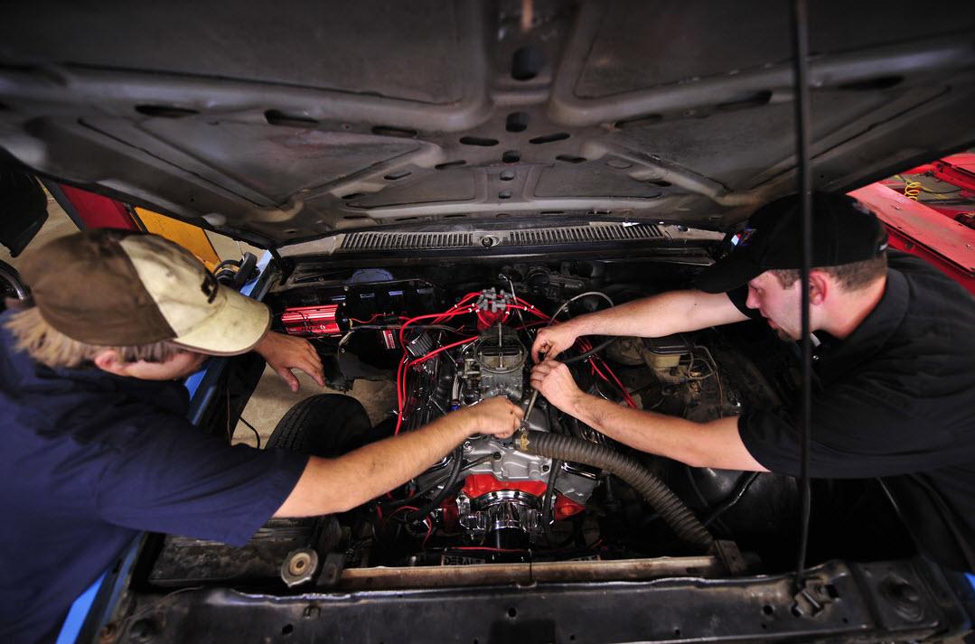 Réparation calculateur moteur