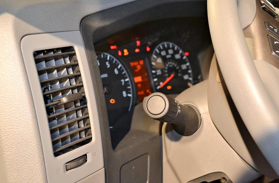Le démontage compteur 206 par un garage automobile dans les Yvelines