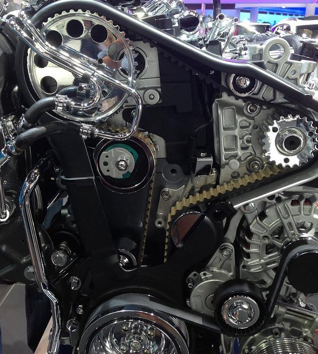 Pièces moteur : Entretien et stockage