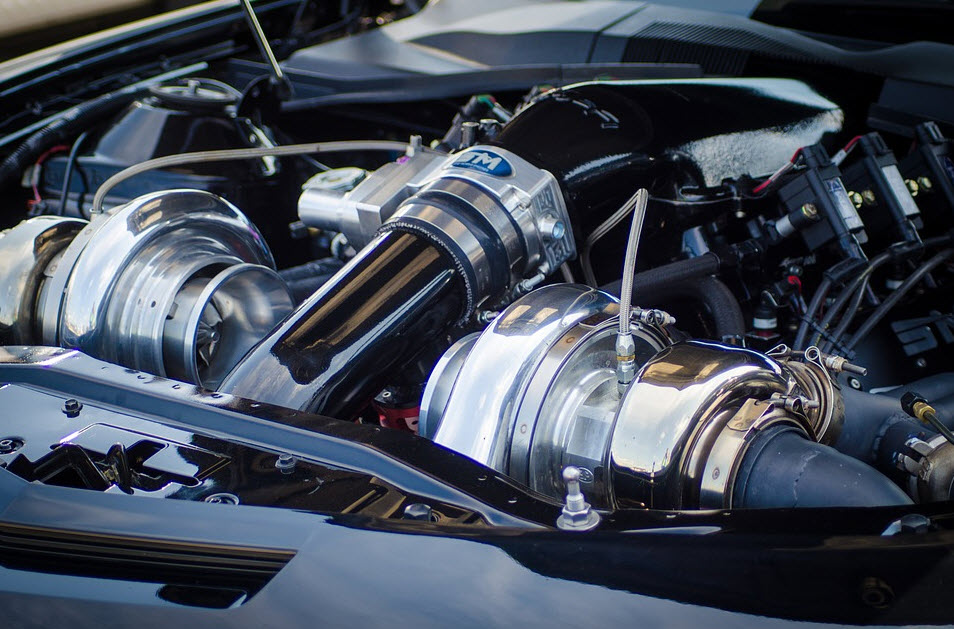 Le rôle du moteur turbo sur les véhicules récents