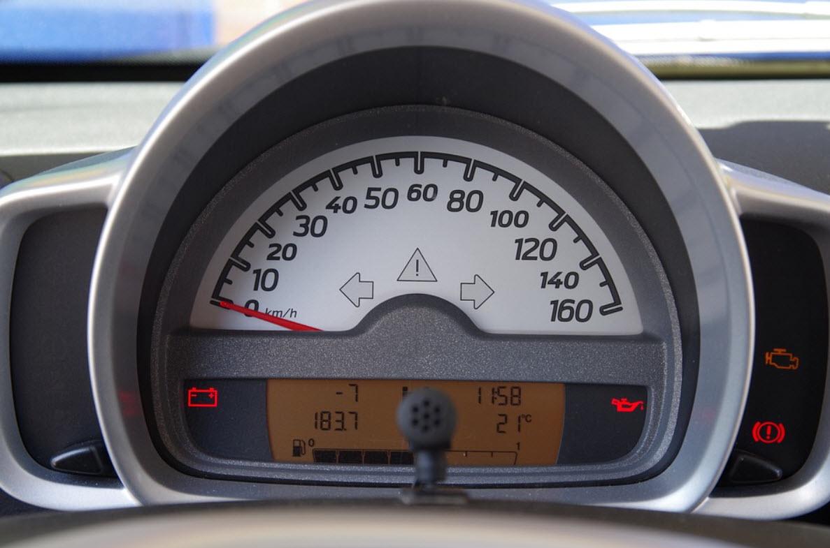 Insuffisance de pression au niveau de l'huile moteur