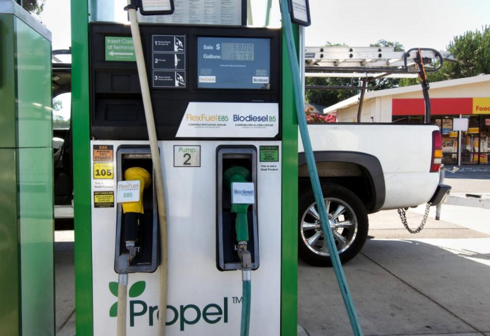 Biodiesel : énergie renouvelable à la mode