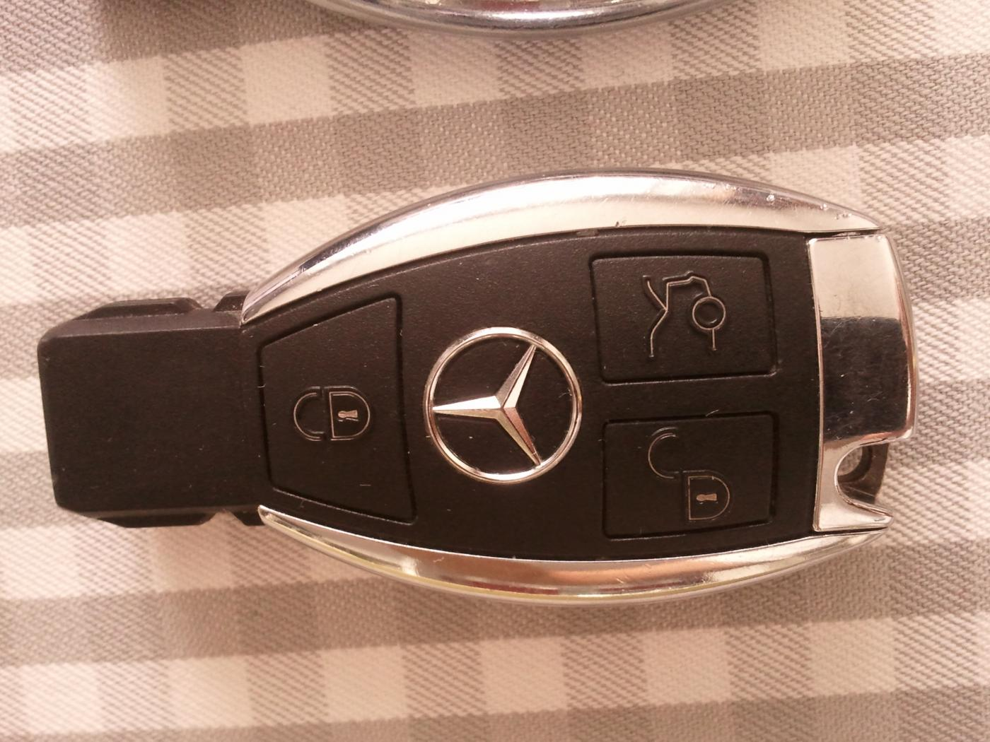 La réparation clé Mercedes : ce que vous devez savoir !
