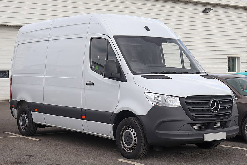 Probleme antidemarrage mercedes Sprinter